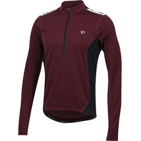 PEARL iZUMi Select Quest Longsleeve Jersey Men port/black